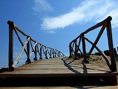 Most do nieba